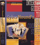 #4ax -- author/editor? CyberHound's Internet Guide to the Coolest Stuff Out There, 1996 (spine & front cover)