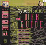 #4ay -- Farrell CyberHound's Web Guide: 8000 Sites With Bite, 1997 (front cover)
