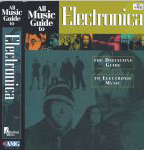 #4bb -- Bogdanov, Woodstra, S.T. Erlewine & Bush All Music Guide to Electronica, 1st ed., 2001 (spine & front cover)