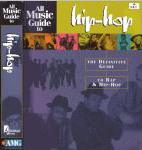 #4bc -- Bogdanov, Woodstra, S.T. Erlewine & Bush All Music Guide to Hip-Hop, 2003 (spine & front cover)