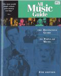 #7i --  All Music Guide, 4th ed., 2001 (front cover)