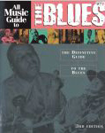 #7j --  All Music Guide to the Blues, 3rd ed., 2003 (front cover)