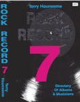 #8v -- Hounsome Rock Record 7: Directory of Albums & Musicians, 7th ed., 1997 (spine & front cover)