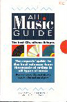 #cx --  All Music Guide, 1st ed., 1992 (front cover)