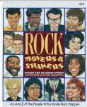 #db -- Rees & Crampton Rock Movers and Shakers (revised and enlarged 2nd ed., 1991 (front cover)