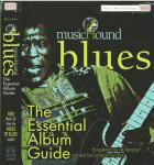 #hb -- Rucker, Leland MusicHound Blues: The Essential Album Guide, 1st ed. 1998 (front cover)