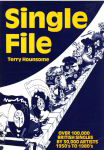 #hounsome90 -- Hounsome Single File: Over One Hundred Thousand British Singles by Thirty Thousand Artists, 1950's to 1980's, 1990 (front cover)
