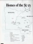 #ji -- Jim Oldsberg Lost and Found #2, 1993 (Homes of the Stars map)