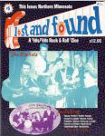 #jl -- Jim Oldsberg Lost and Found #5, 1997 (front cover)