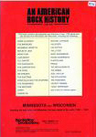 #jq -- MacLean & Joynson An American Rock History, Part 5, Minnesota and Wisconsin, 2000