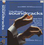 #ld -- Deutsch, Didier C. VideoHound's Soundtracks: Music from the Movies, Broadway and Television 1998 (spine and front cover)