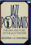 #oi -- Lyons, Len & Don Perlo Jazz Portraits: The Lives and Music of the Jazz Masters