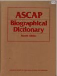 #pq -- ASCAP The ASCAP Biographical Dictionary, 4th ed. 1980
