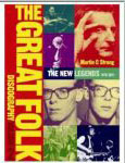 #sl3 -- Strong, Martin C. The Great Folk Discography, Vol. 2: The New Legends 1978-2011 [no book with this cover and title exists!]
