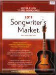 #sm11 -- Sexton, Phil 2011 Songwriter's Market (front cover)