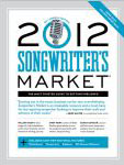 #sm12 -- Haley, Adria  2012 Songwriter's Market (front cover)