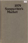 #sm79b -- Brohaugh, William 1979 Songwriter's Market (front cover)