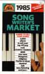 #sm85 -- Ruggeberg, Rand 1985 Songwriter's Market (front cover)
