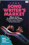#sm92 -- Rushing, Brian C. and Anne M. Bowling 1992 Songwriter's Market (front cover)