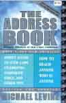 #tm -- Levine, Michael The Address Book, 11th ed. 2004