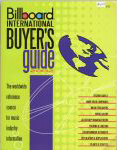 #uo -- Billboard Magazine. Billboard International Buyer's Guide, 2002, 43rd ed.