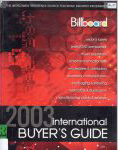 #up -- Billboard Magazine. Billboard International Buyer's Guide, 2003, 44th ed.