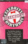 #xi -- Axiom Celebrity Birthday Directory 1994