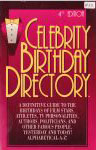 #xk -- Axiom Celebrity Birthday Directory, 4th ed. 1996