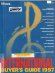#yv -- Billboard Magazine. Billboard International Buyer's Guide, 1997, 38th ed.