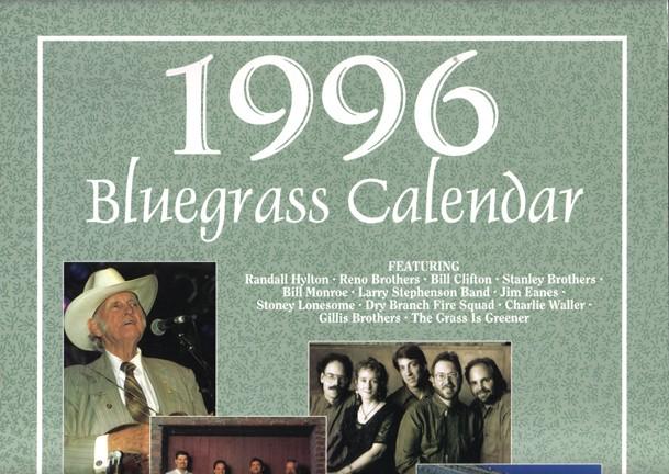 Folklib Index Music Wall Calendar Cover Scans
