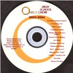 no label no #, 2004, CD scan