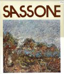 #9aj -- Barton, 1973,  Sassone: California: a Collection of Works, 1970-1973 (jacket)