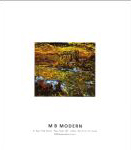 #9f20 -- MB Modern (art gallery) (Porges and Hoopes), 2000,  Marco Sassone: Recent Paintings (back cover)