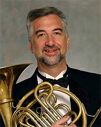 Bruce Atwell, current UW Oshkosh Music Department Faculty
