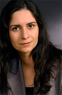 Lucia Matos, former UW Oshkosh Music Department Faculty