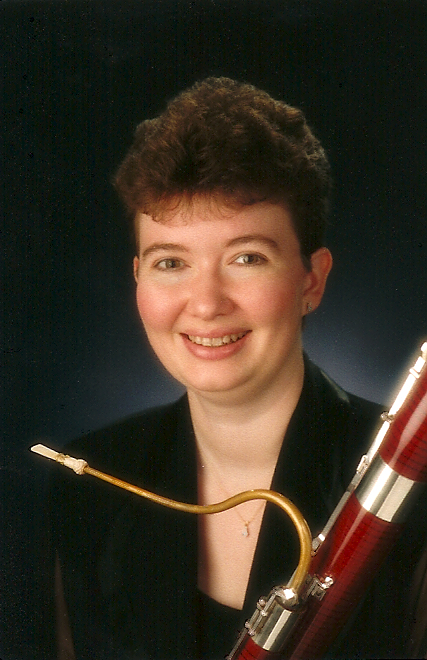 Carol Rosing, current UW Oshkosh Music Department Faculty