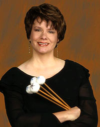 Alison Shaw, current UW Oshkosh Music Department Faculty