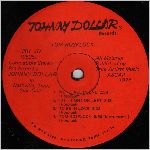 Johnny Dollar Records, LP label scan
