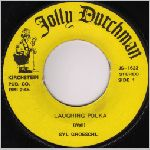 Jolly Dutchman Records (Cuca), 45 label scan
