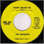 Love Day Records, 45 label scan
