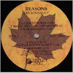 Maple Twig Music, LP label scan