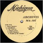 Michigan Archives, variety #1, LP label scan