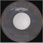 Mono Records, variety #3, 45 label scan