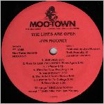 Moo-Town Productions, LP label scan