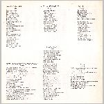 Mountain Railroad Records #MR-52775, lyrics flyer insert side A scan
