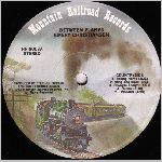 Mountain Railroad Records #HR-8003 Side A, LP label scan