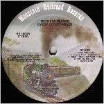 Mountain Railroad Records #HR-8003 Side B, LP label scan