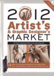 #4ec -- Bostic, Mary Burzlaff 2012 Artist's & Graphic Designer's Market (front cover)