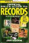 #fs -- Osborne, Jerry The Official Price Guide to Records, 11th ed.