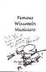 #iv -- Masino, Susan Famous Wisconsin Musicians    (autographed title page)